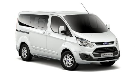 New Ford Tourneo